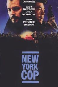 New York Cop as Iceman