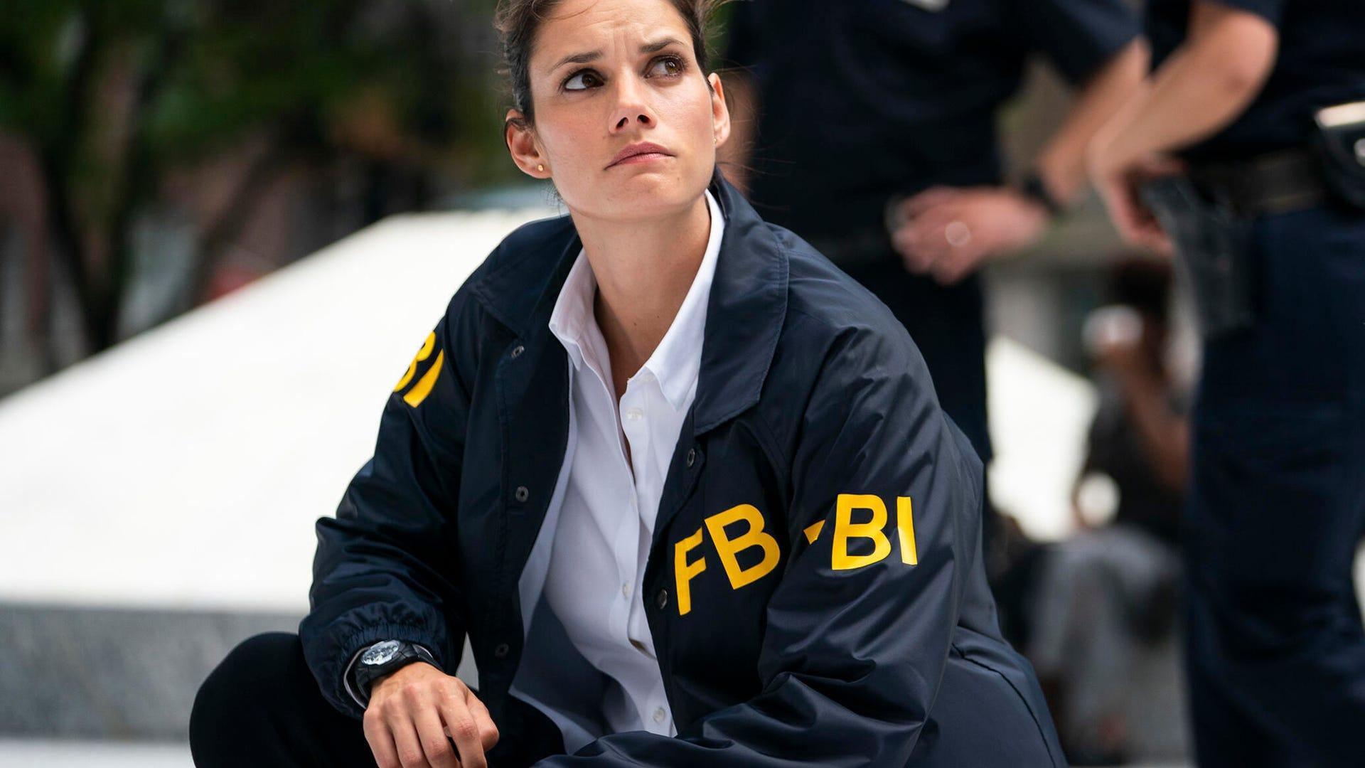 Missy Peregrym, FBI