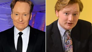 Conan O'Brien (Humorously) Responds to Man Claiming to Be His Illegitimate Son