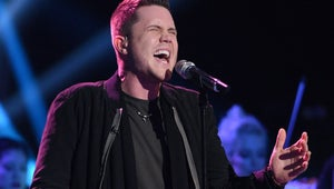 American Idol Top 4 Highlights: Trent Swings From the Chandelier