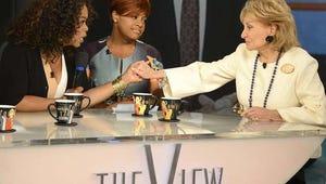 Hillary Clinton, Oprah and More Bid Barbara Walters Farewell on The View