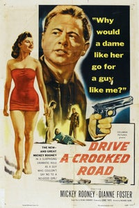 Drive a Crooked Road as Steve Norris