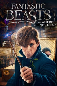 Fantastic Beasts and Where to Find Them as Newt Scamander
