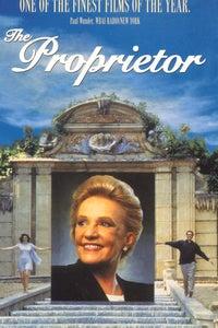 The Proprietor as Harry Bancroft