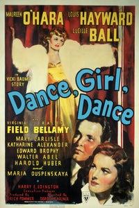 Dance, Girl, Dance as Sally