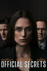 Official Secrets as Elizabeth Wilmshurst