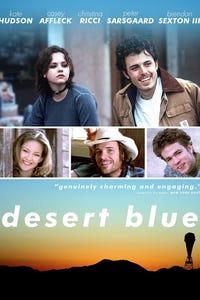 Desert Blue as Bellows