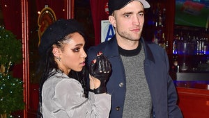 Yes, Robert Pattinson Really Is Engaged to FKA Twigs