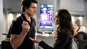 Legends of Tomorrow Boss Explains Brandon Routh and Courtney Ford's Departures
