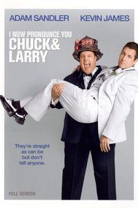 I Now Pronounce You Chuck & Larry as Chuck Levine