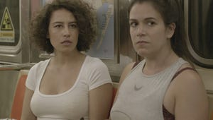 The Broad City Stars Regret What They Write... Until They See It on Screen