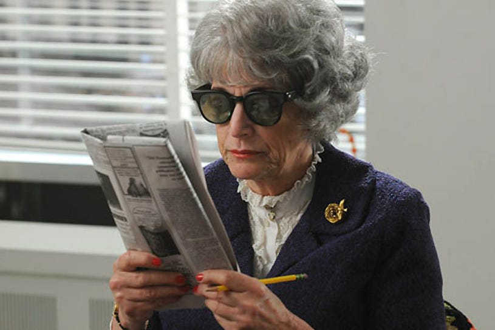 "Mad Men - Season 4 - ""The Beautiful Girls"" -  Randee Heller as Ida Blankenship"