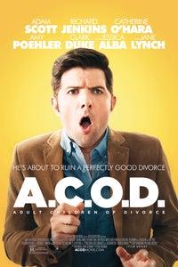 A.C.O.D. as Carter
