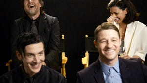 Gotham Cast Dishes on First Celebrity Crushes, Dream TV Roles and More