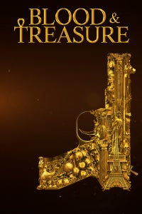 Blood & Treasure as Simon Hardwick