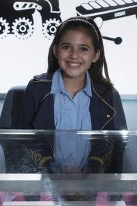 Olivia Trujillo as Arsinoe