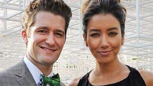 Glee's Matthew Morrison Is Engaged