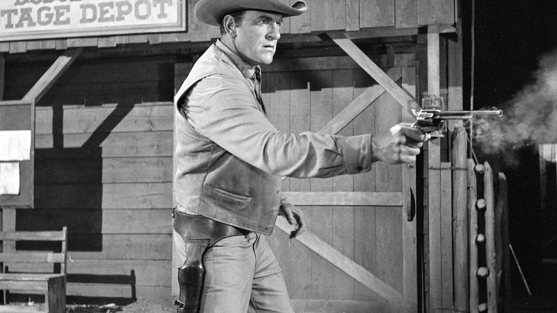 James Arness as Matt Dillon in Gunsmoke,1964