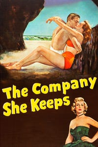 The Company She Keeps as Joan Wilburn
