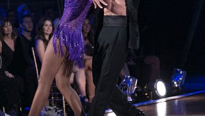 Dancing with the Stars: A Trip to the ER Derails Tamar Braxton