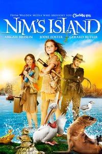 Nim's Island as Jack Rusoe / Alex Rover