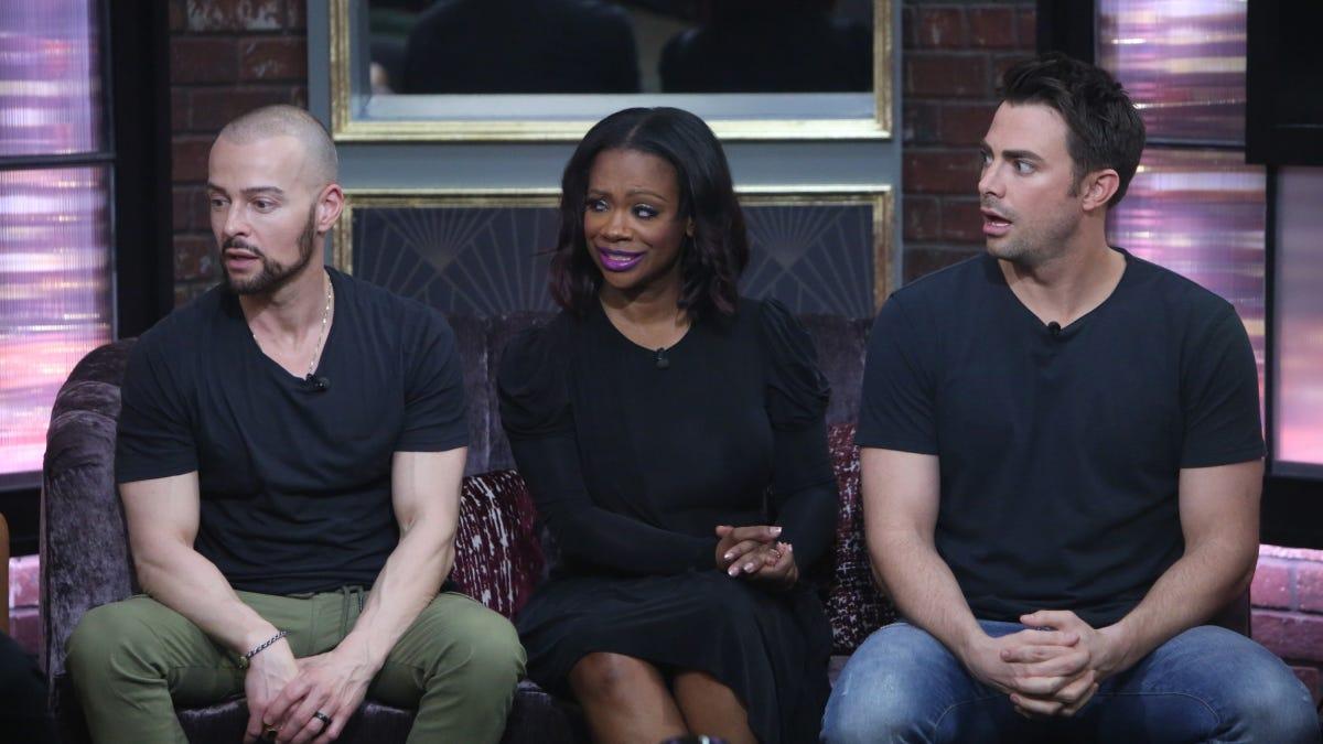 Joey Lawrence, Kandi Burruss, and Jonathan Bennett, Celebrity Big Brother