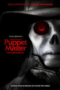 Puppet Master: The Littlest Reich as Andre Toulon