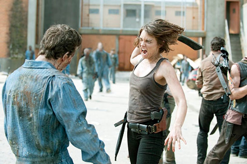 """The Walking Dead - Season 3 - """"Seed"""" - Lauren Cohan"""