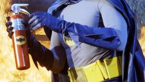 Liberace Nostalgia Alert: Chandell Returns to Gotham City in Batman '66