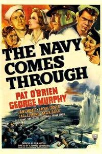 The Navy Comes Through as German Captain
