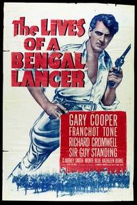 The Lives of a Bengal Lancer as Lt. Alan McGregor