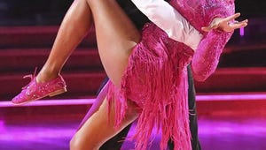 """DWTS' NeNe Leakes Discusses Her and Tony's """"Little Tiff"""""""