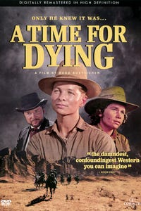 A Time for Dying as Judge Roy Bean