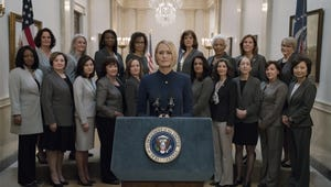 House of Cards Just Couldn't Be As Interesting as Real Politics Anymore