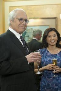 Michelle Krusiec as Wu Mei