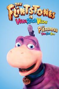 The Flintstones in Viva Rock Vegas as Bronto Crane