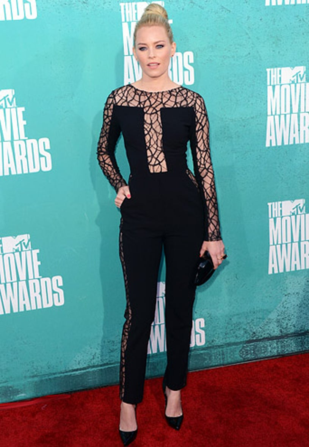 Elizabeth Banks - 2012 MTV Movie Awards in Unversal City, California, June 3, 2012