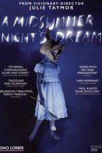 A Midsummer Night's Dream as Oberon