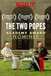 The Two Popes as Pope Benedict