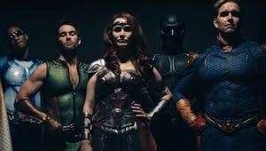 Seth Rogen and Eric Kripke's The Boys Looks Like the Most NSFW Superhero Show Yet