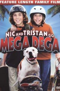 Nic and Tristan Go Mega Dega