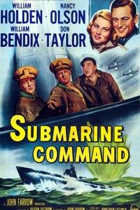 Submarine Command as Lt. Barton