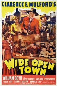 Wide Open Town as Steve Fraser