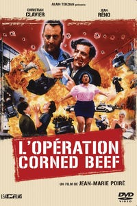 L'Operation Corned-Beef as Captain Philippe Boulier aka Squale