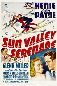 Sun Valley Serenade as Process Server