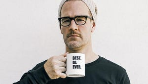 What Would Diplo Do?: James Van Der Beek Mocks Diplo With the DJ's Consent