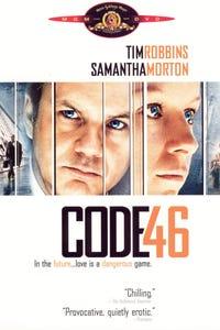 Code 46 as Sunglasses Man