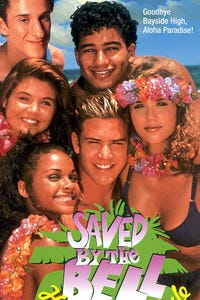 Saved by the Bell Hawaiian Style as Jesse