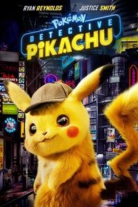 Pokemon Detective Pikachu as Tim Goodman