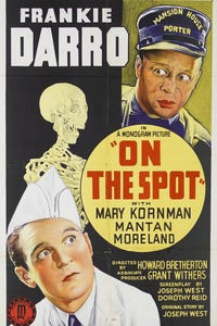 On the Spot as Cyrus Haddon